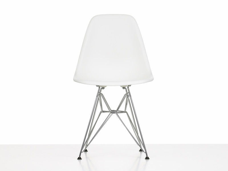 Eames Side Chair buy the vitra dsr eames plastic side chair at nest co uk