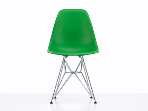 View Vitra DSR Eames Plastic Side Chair