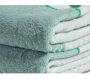 Hay Towel Glass Green