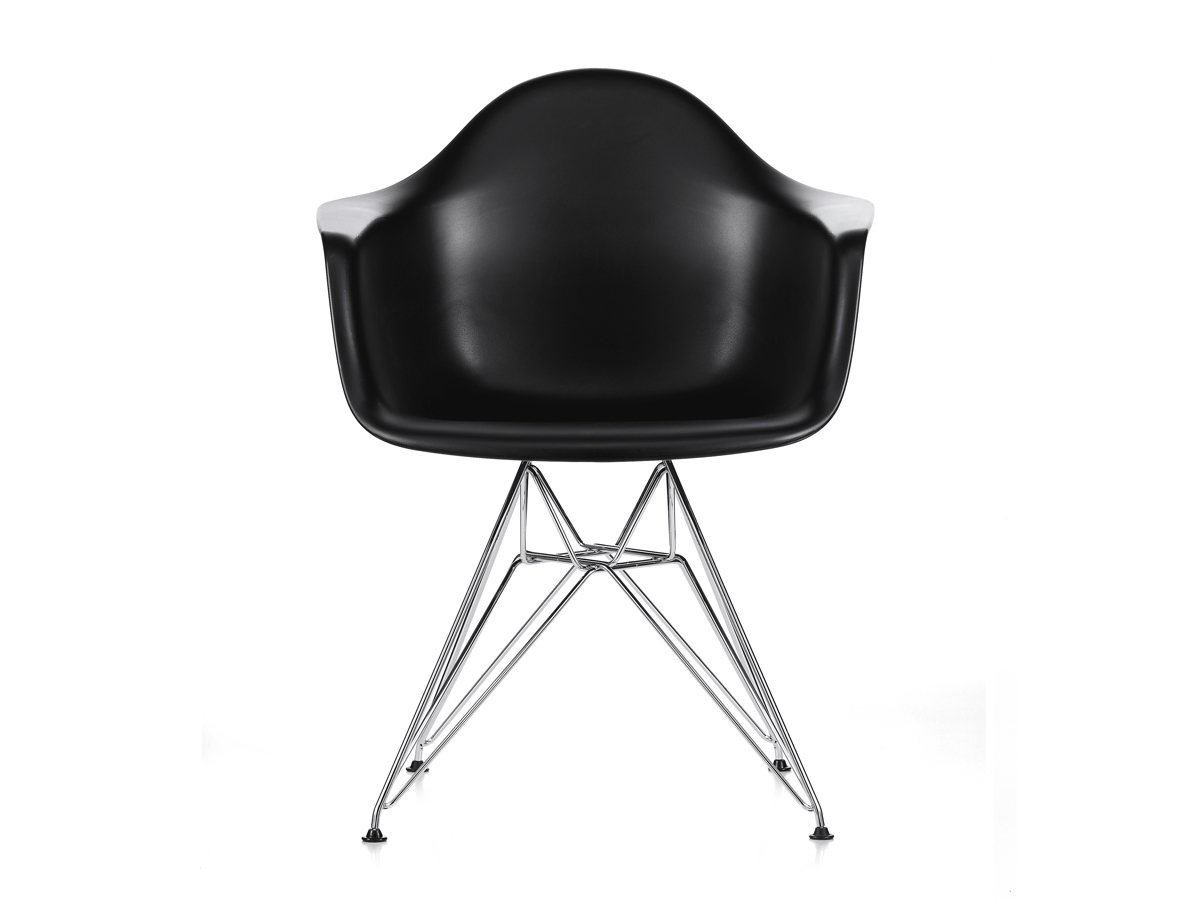 Buy the vitra dar eames plastic armchair at for Vitra eames plastic armchair replica