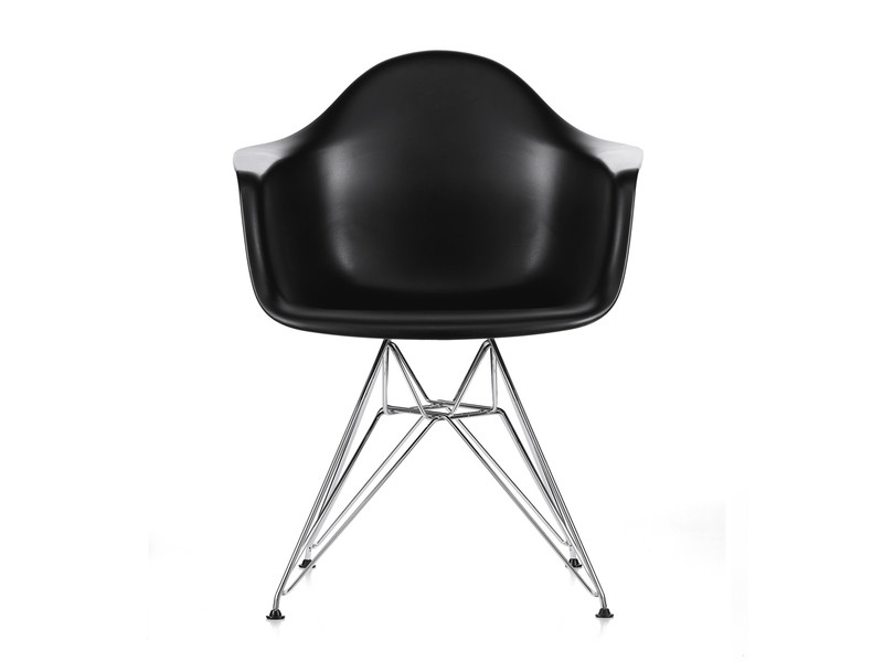 Vitra Chalres Eames : Buy the vitra dar eames plastic armchair at nest.co.uk