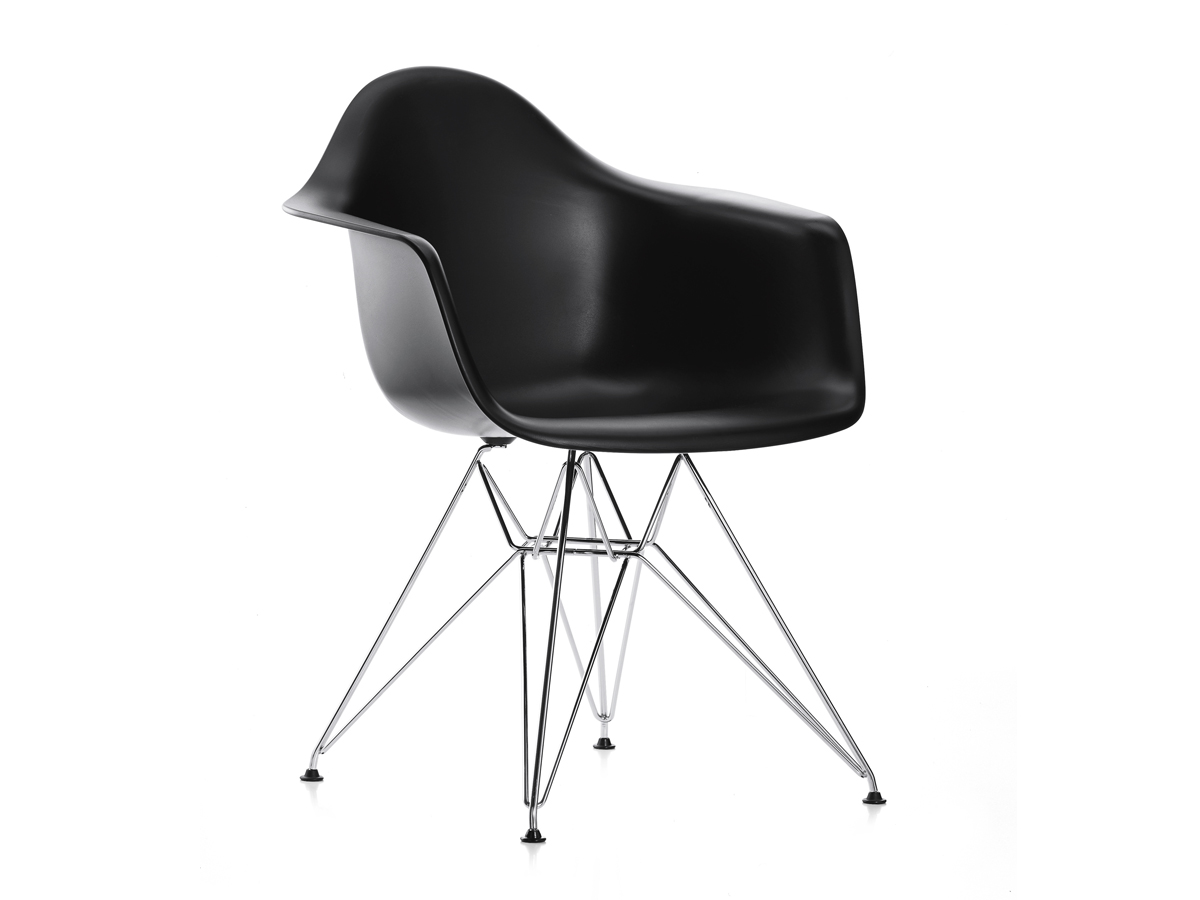 Buy the vitra dar eames plastic armchair at for Chair design basics