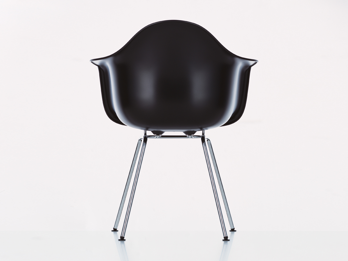 Buy the vitra dax eames plastic armchair at for Vitra eames plastic armchair replica
