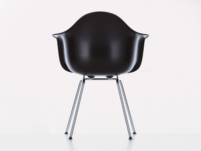 Eames Plastic Armchair : Buy the vitra dax eames plastic armchair at nest