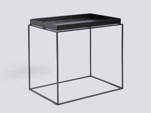 Hay Tray Table Black