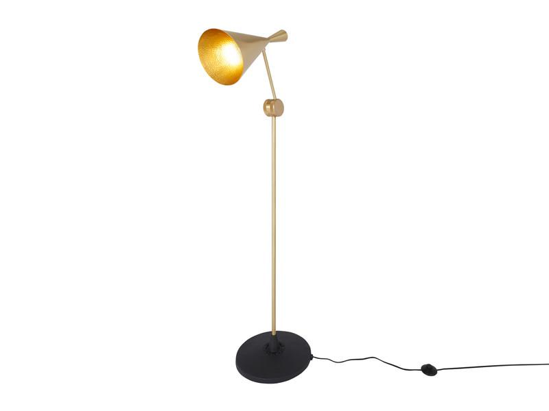 Buy the tom dixon beat floor lamp brass at nest tom dixon beat floor lamp brass aloadofball Images