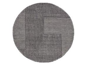 Tom Dixon Stripe Rug Round