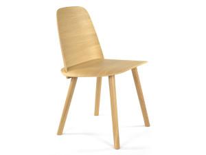 Ex-Display Muuto Nerd Chair Natural Oak