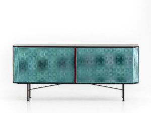 Diesel with Moroso Perf Credenza