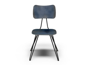 Diesel with Moroso Overdyed Side Chair