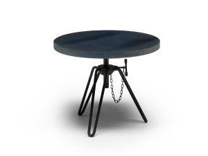View Diesel with Moroso Overdyed Side Table
