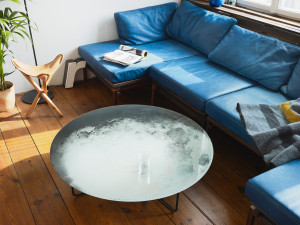 Diesel with Moroso My Moon My Mirror Table