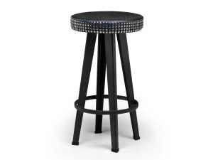 Diesel with Moroso Stud Bar Stool