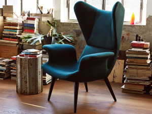 View Diesel with Moroso Longwave Armchair