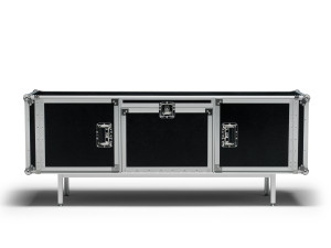 Diesel with Moroso Total Flightcase