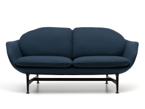 Cassina 399 Vico Two Seater Sofa