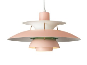 View Louis Poulsen PH 5 Pendant Light Contemporary Colours