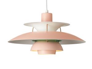 View Louis Poulsen PH 5 Pendant Light Contemporary Colours