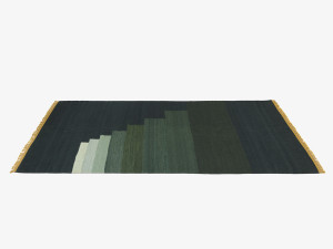 View &Tradition Another Rug Green Jade