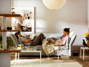 Vitra Mariposa 2½ Seater Sofa