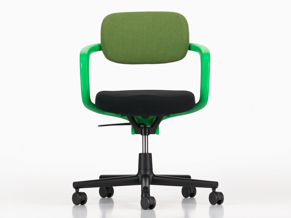 office chair designer. Vitra Allstar Office Swivel Chair Signal Green Designer