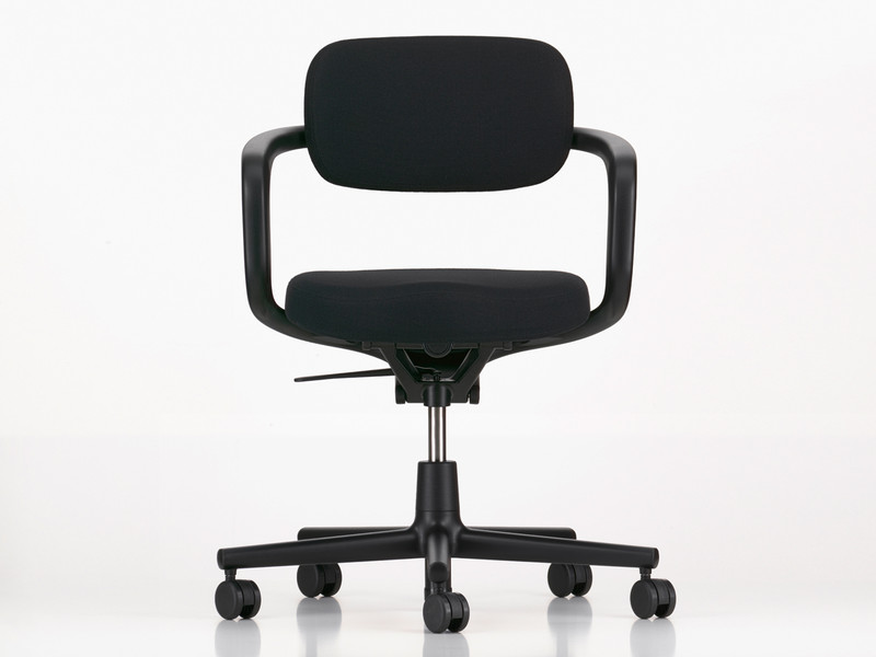 Vitra Allstar Office Swivel Chair Deep Black
