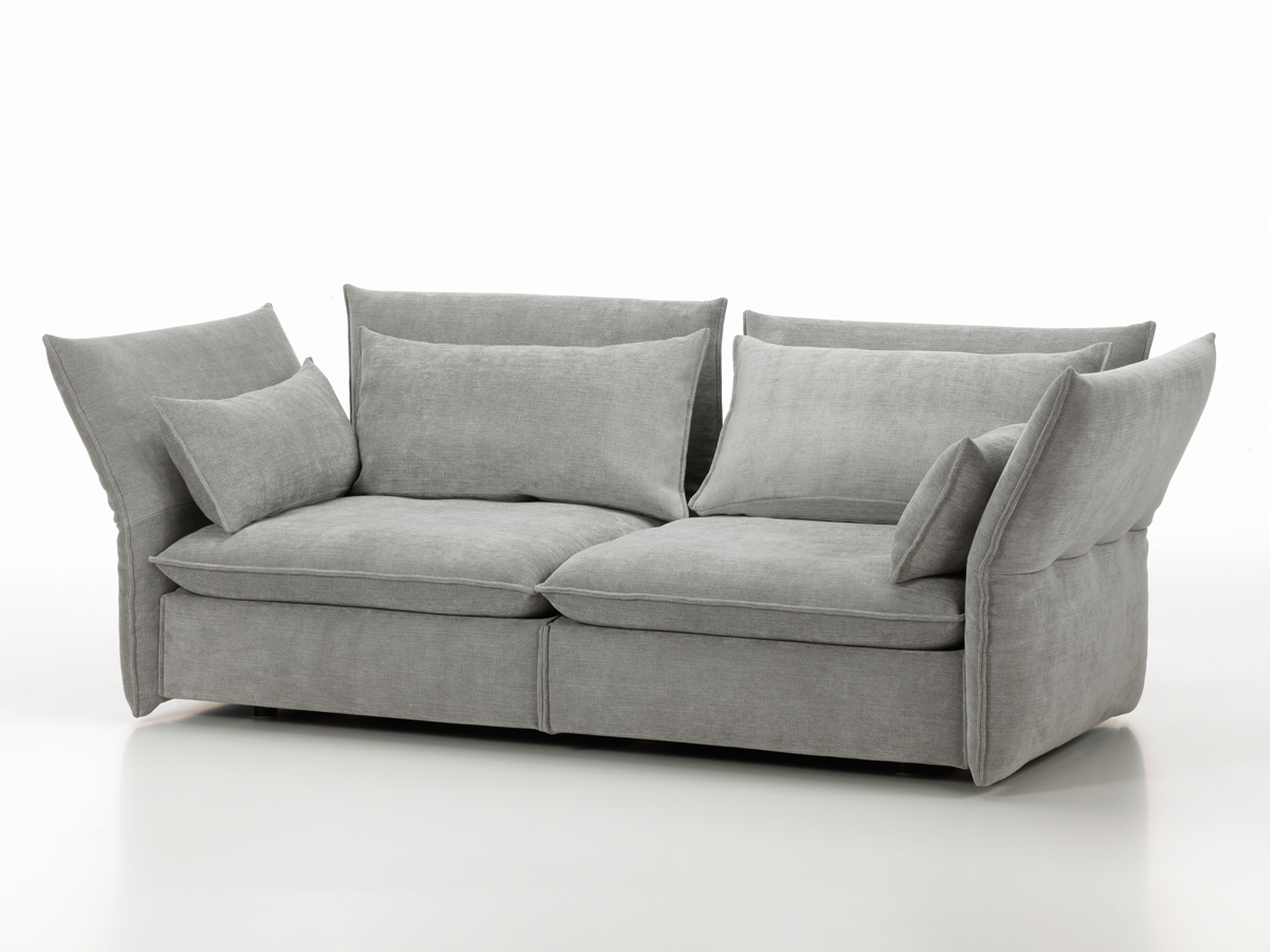 buy the vitra mariposa 2 seater sofa at. Black Bedroom Furniture Sets. Home Design Ideas