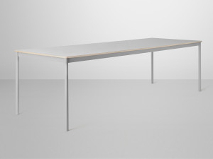 View Muuto Base Dining Table Grey