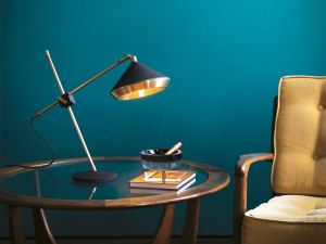 Bert Frank Shear Desk Lamp