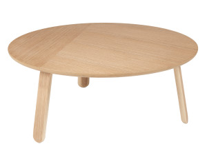 View Gubi Paper Coffee Table 80cm
