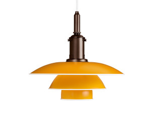 View Louis Poulsen PH 3½-3 Metal Pendant Light