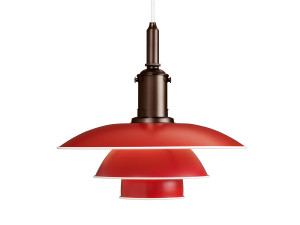 Louis Poulsen PH 3½-3 Metal Pendant Light