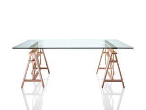 View Magis Teatro Trestle Table
