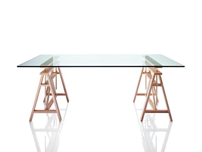 Magis Teatro Trestle Table