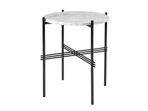 View Gubi Gamfratesi TS Side Table Marble