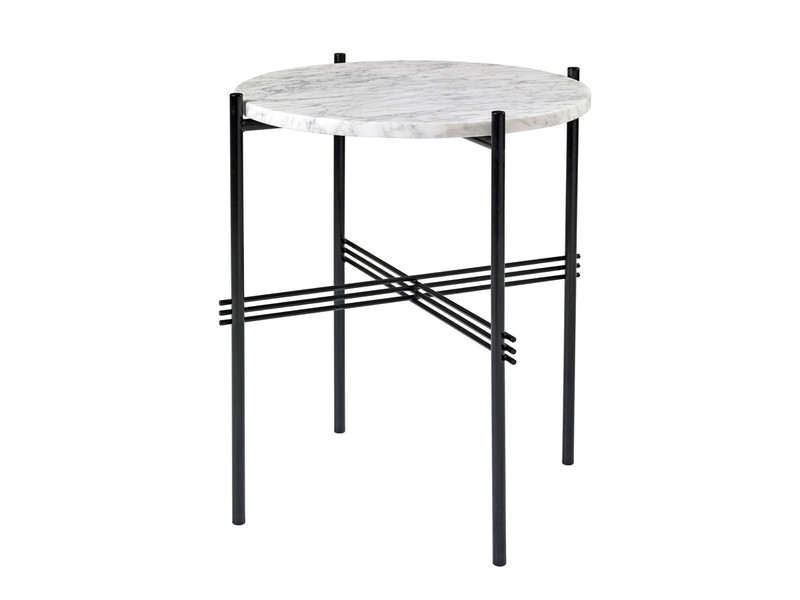 Gubi Gamfratesi TS Side Table Marble