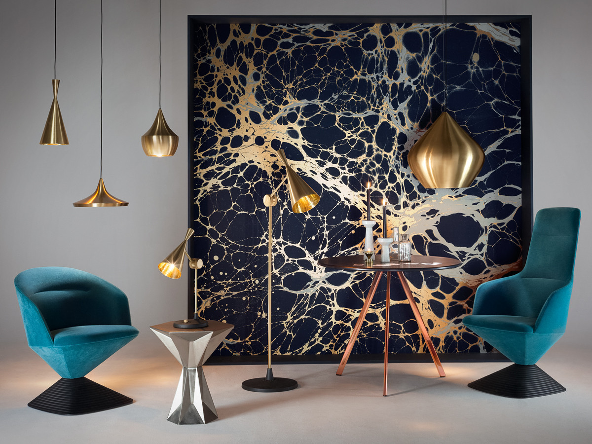 buy the tom dixon beat light stout brass at. Black Bedroom Furniture Sets. Home Design Ideas
