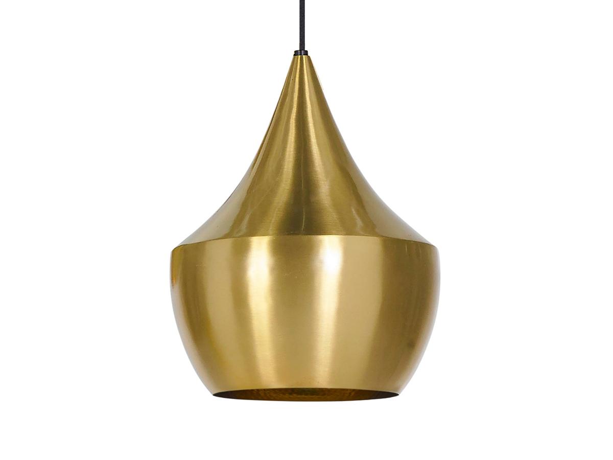 buy the tom dixon beat light fat  brass at nestcouk - tom dixon beat light fat  brass
