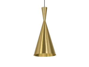 Tom Dixon Beat Light Tall - Brass