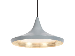 Tom Dixon Beat Light Wide - Grey