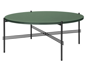 View Gubi Gamfratesi TS Coffee Table Glass 80cm