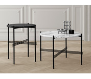 Gubi Gamfratesi TS Coffee Table Marble 55cm