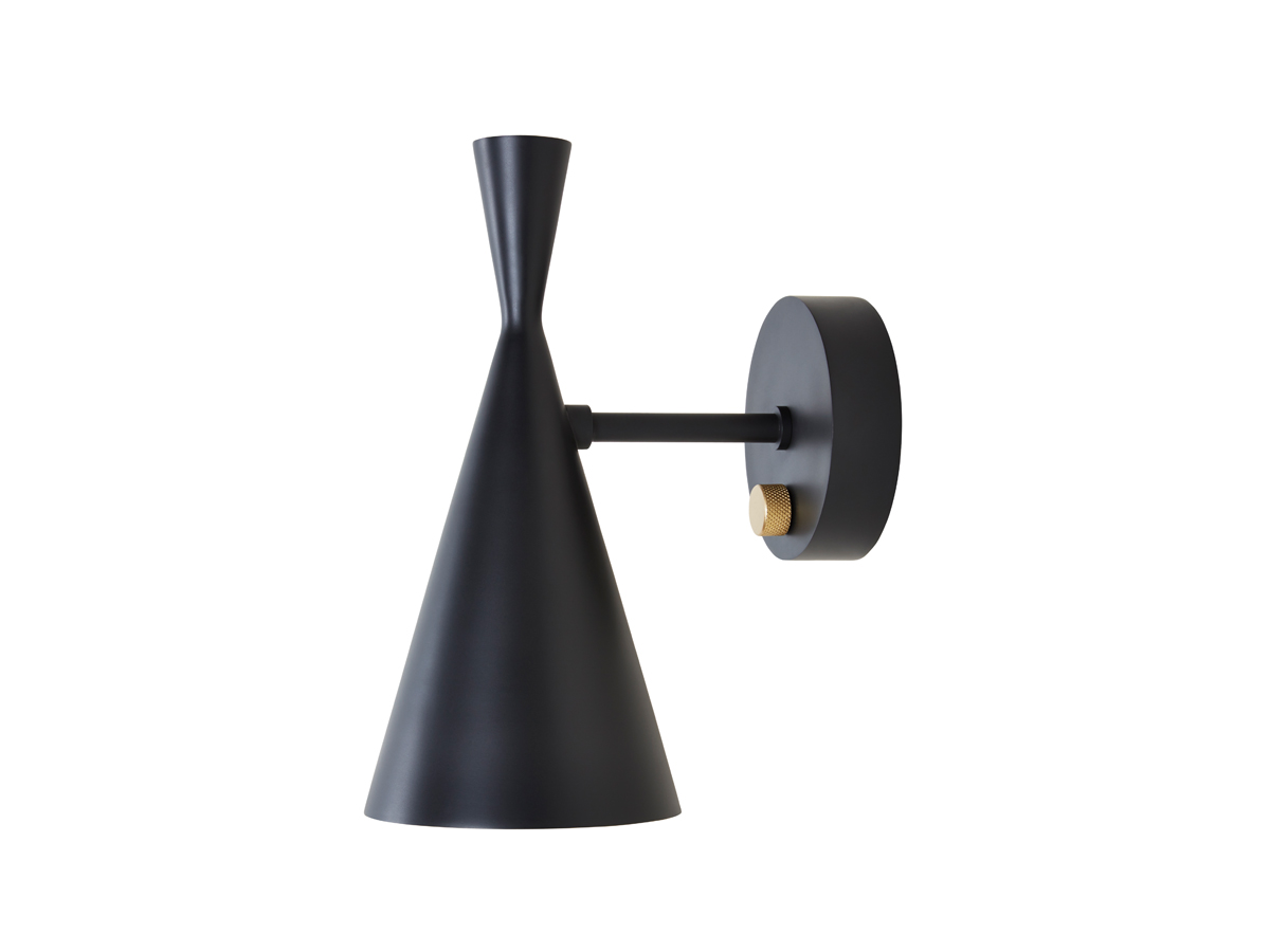 Buy the tom dixon beat wall light black at nest aloadofball Choice Image