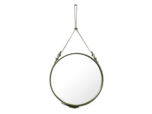 Gubi Adnet Circulaire Mirror Olive