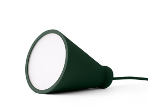 View Menu Bollard Light - Dark Green
