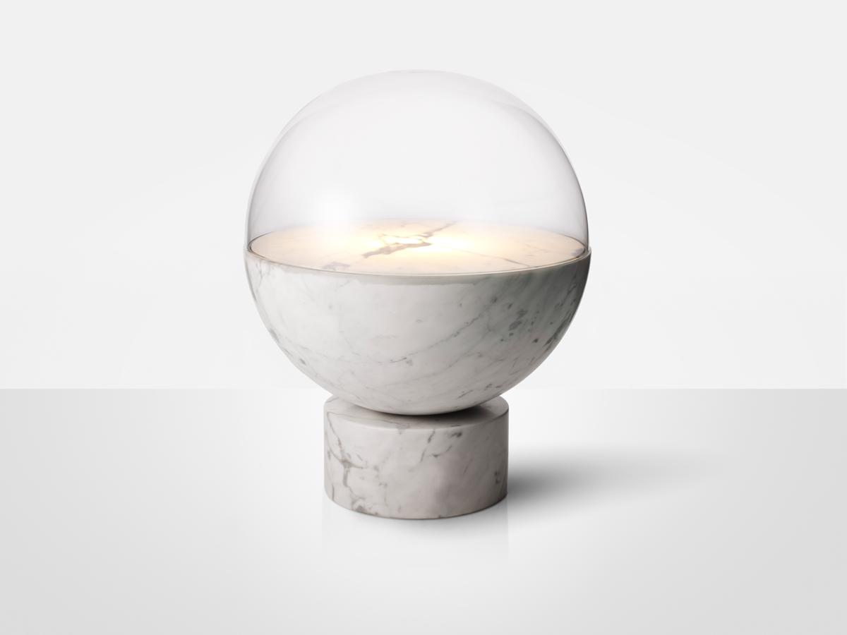 buy the lee broom globe table lamp at. Black Bedroom Furniture Sets. Home Design Ideas