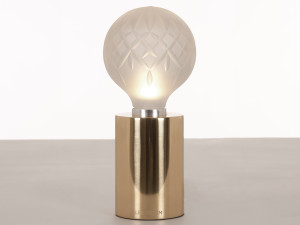 View Lee Broom Crystal Bulb Table Lamp