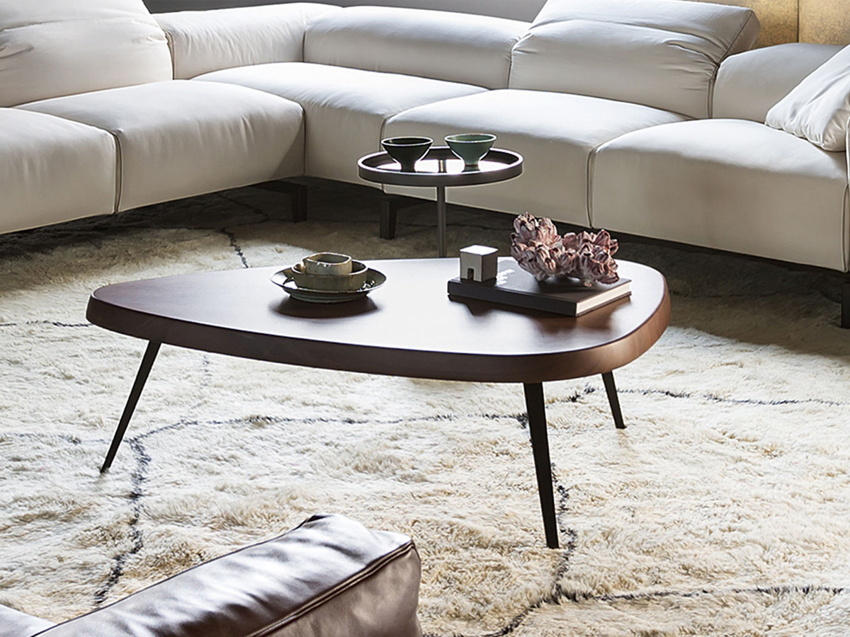 buy the cassina 527 mexique coffee table at. Black Bedroom Furniture Sets. Home Design Ideas