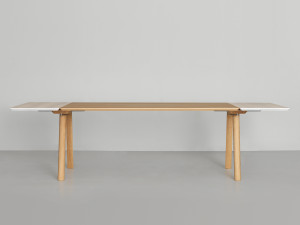 View Zeitraum Rail Extendable Dining Table