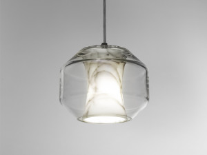 View Lee Broom Chamber Pendant Light Small